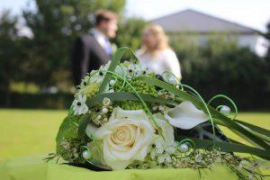 Hochzeit danke