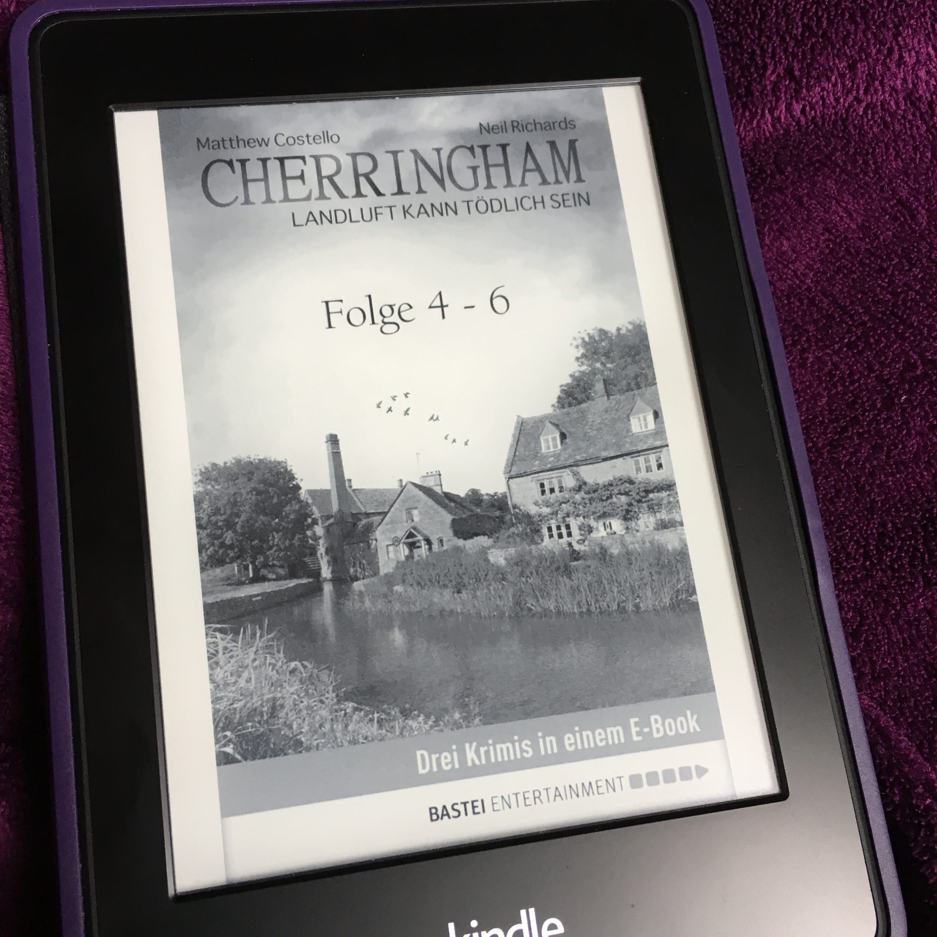 Cherringham Folge 4-6