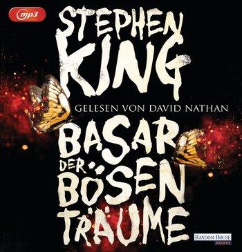 (Rezension) Hörbuch Basar der bösen Träume von Stephen King