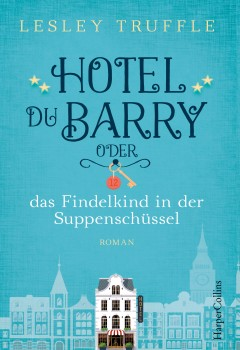 (Rezension) Hotel du Barry von Lesley Truffle
