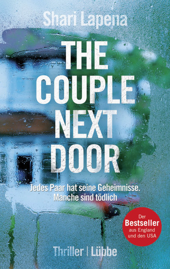 (Rezension) The Couple next door - Shari Lapena