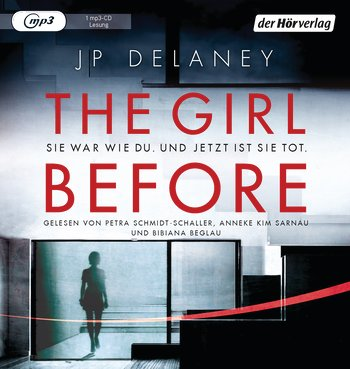 (Hörbuch) The Girl before – JP Delaney