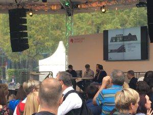Sebastian Fitzek und Marco Teubner - Buchmesse Frankfurt 13.10.2017