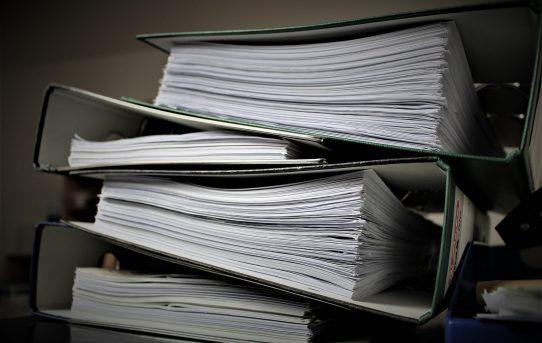 Wohin mit all dem Papier? – Papierloses Büro