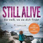 (Rezension) Still Alive - Sie weiß, wo sie dich findet von Claire Douglas
