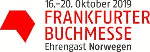 Logo der Frankfurter Buchmesse 2019 Ehrengast Norwegen